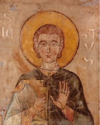 sveti Just Tržaški - mučenec